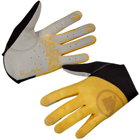 Endura Hummvee Lite Icon Gloves Men, mustard